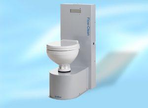 Uroflow-Toilette