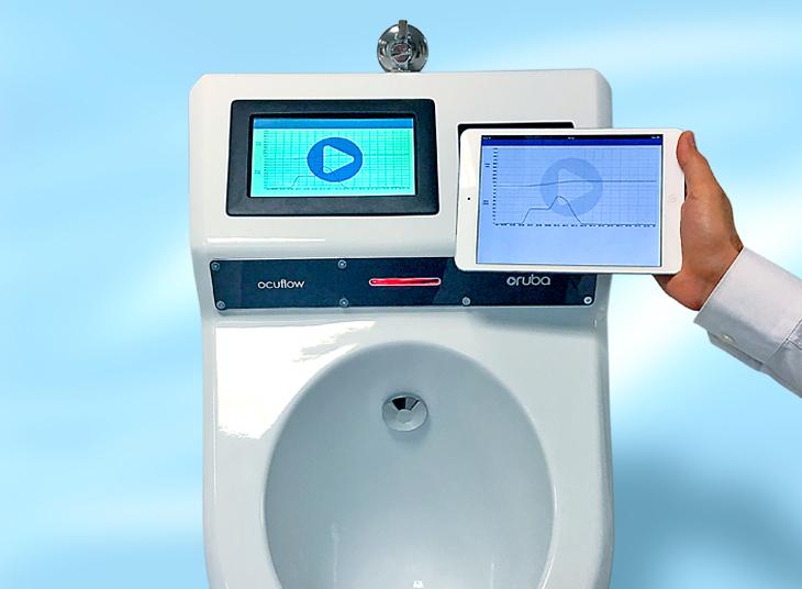 Uroflow-Urinal